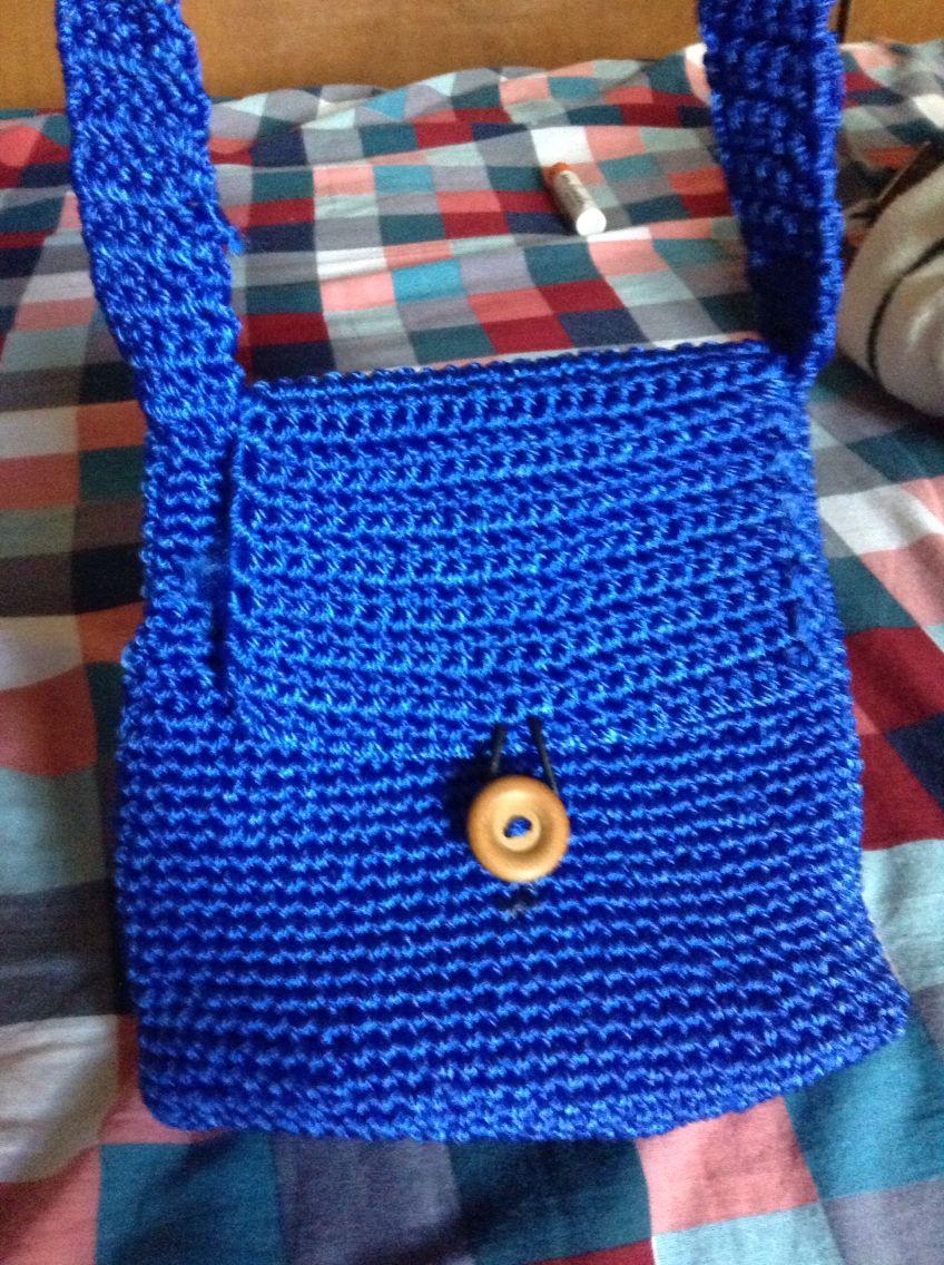 Bolsa crochet, Purse  little