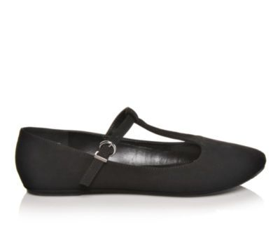 Y Not Shoes Y Not Lauryn Womens Flats Black