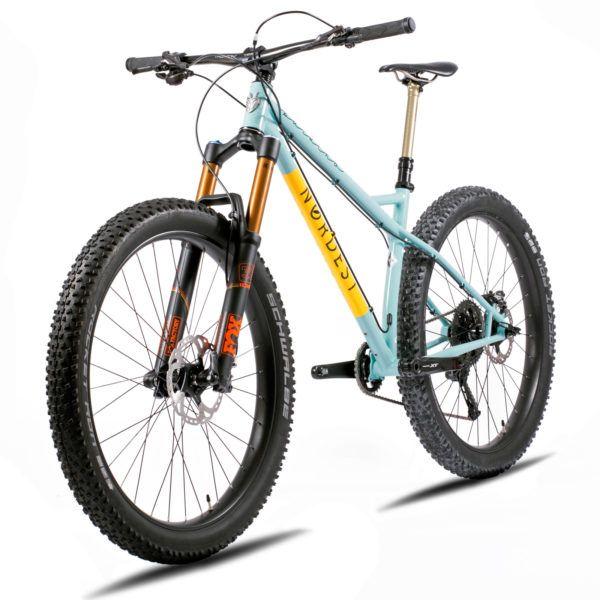 Nordest Bardino A New Steel Enduro Hardtail Trail Bike