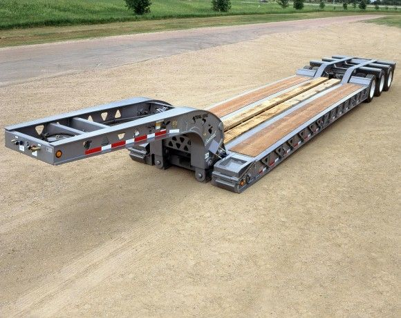 RGN/lowboy by Trail King TrailersPlatforms