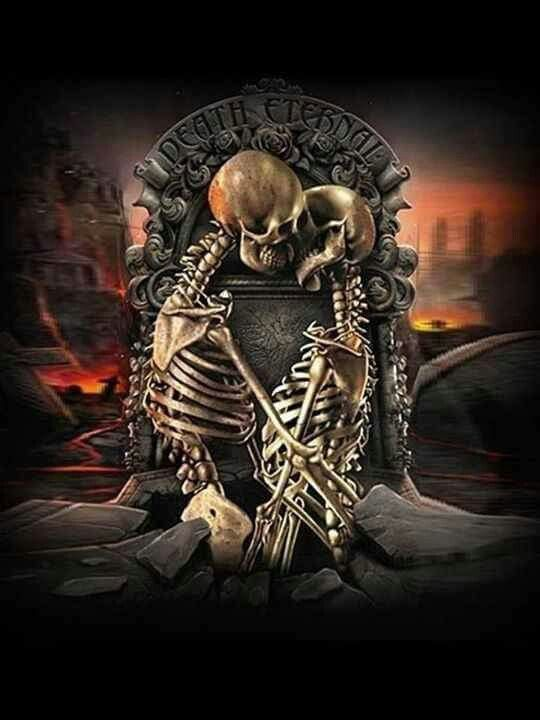 Eternal Love Skeleton Love Art Skeleton Art