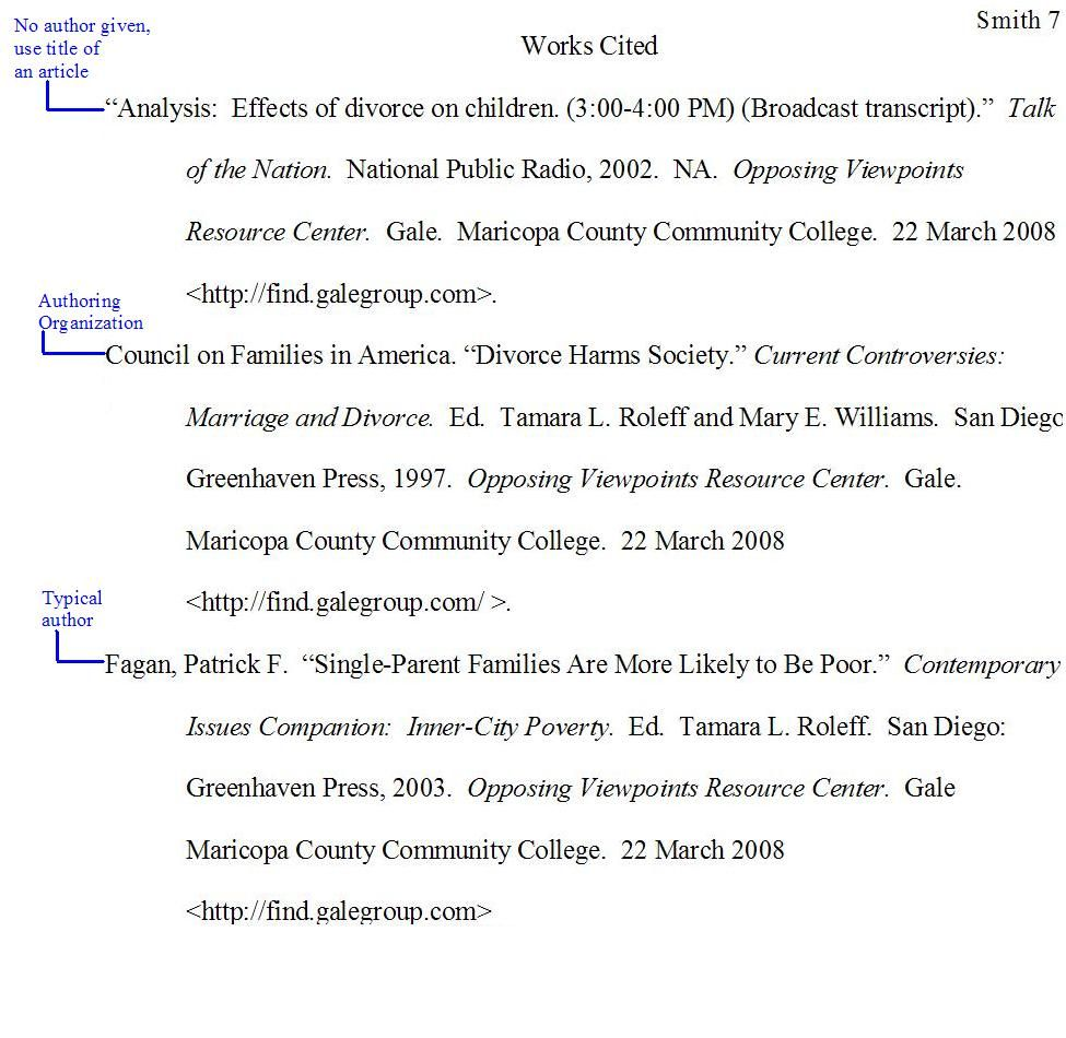 Mla In Text Citations Works Cited Pages Essay On Patriotism Essay Topics Essay