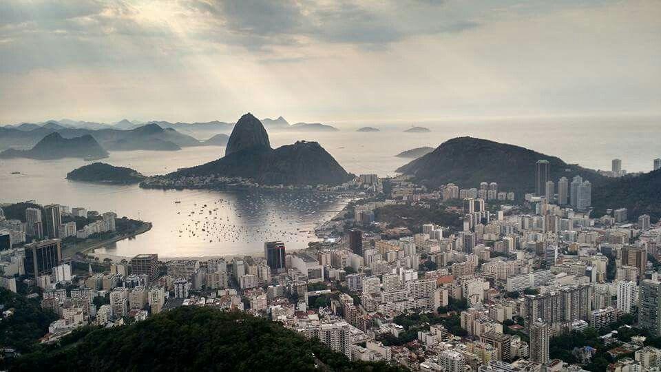 E Rio de Janeiro contiua lindo by Val Prates