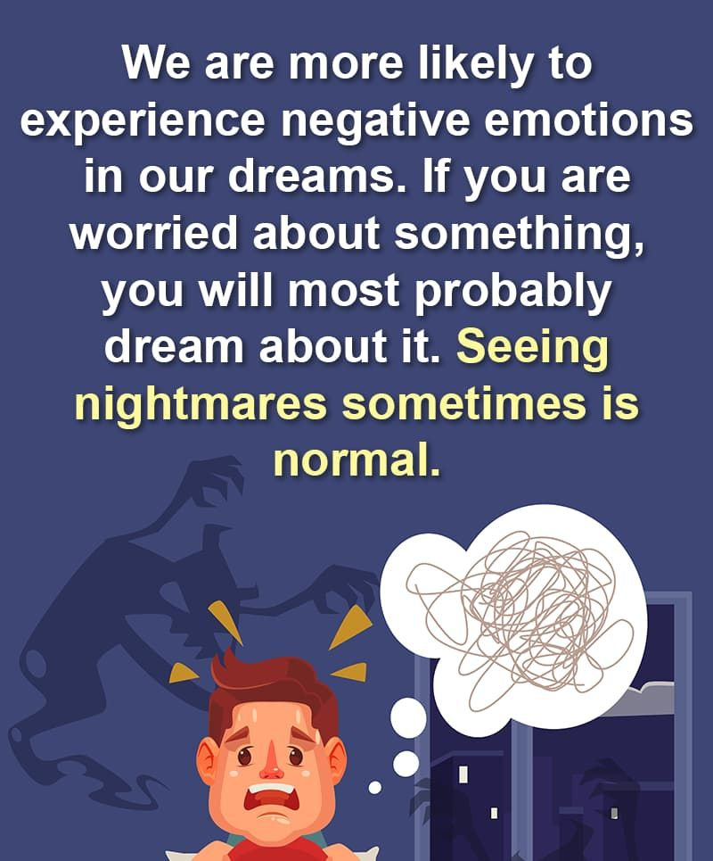 Most Interesting Facts >> 10 Most Interesting Facts About Dreams We Are More Likely