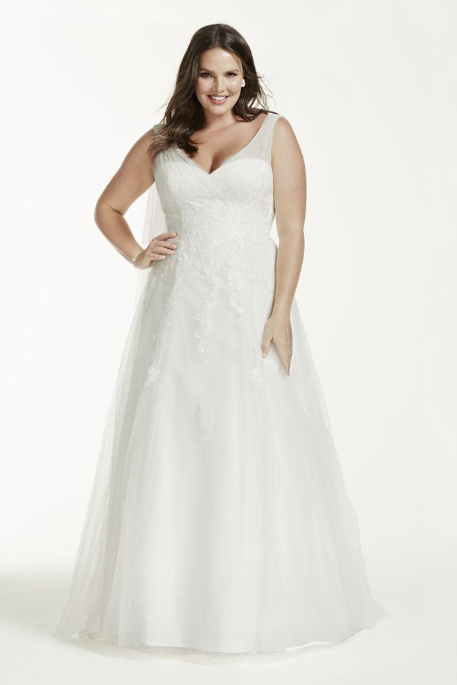 Großzügig Plus Size Kleider Für Hochzeitsgäste Fotos - Brautkleider ...