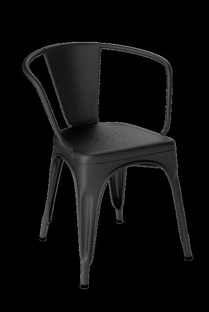 Tolix A56 Armlehnstuhl Outdoor Schwarz Jetzt Bestellen Unter Https Moebel Ladendirekt De Kueche Und Esszimmer Stuehl Armlehnstuhl Stuhle Industrie Mobel