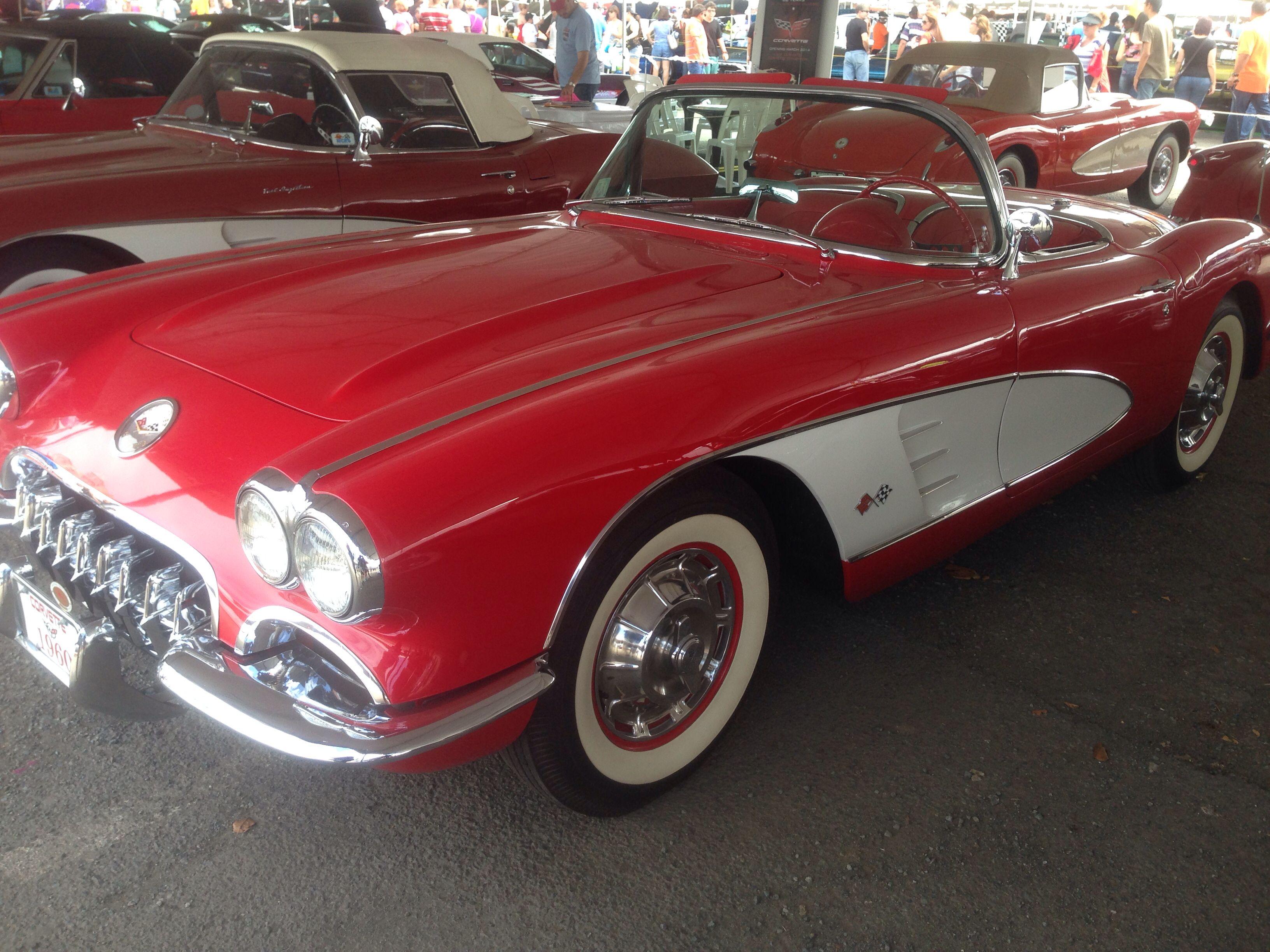 60 corvette feria de autos antiguos puerto rico 14