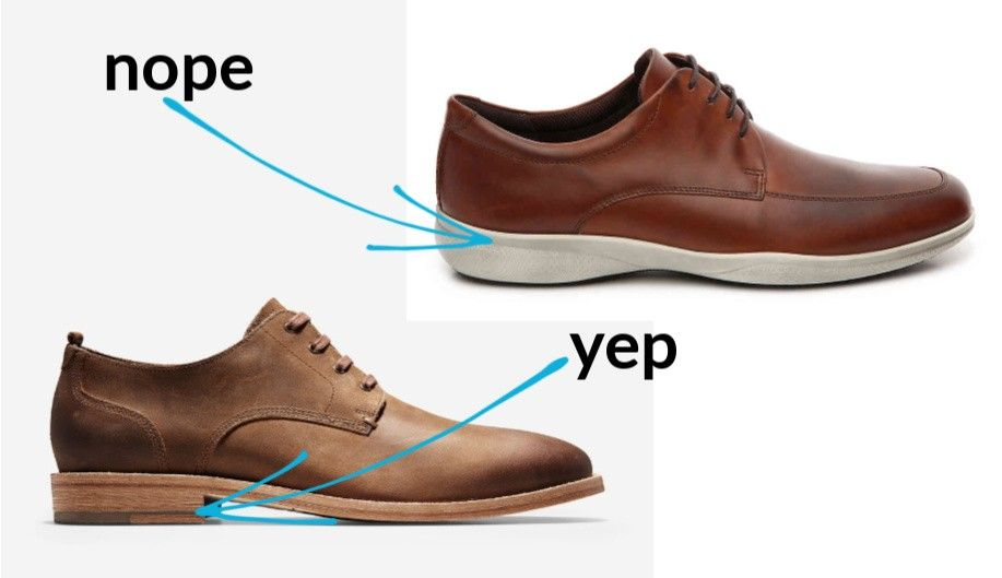 Pin on The Best Dress Shoes for Fat Guys
