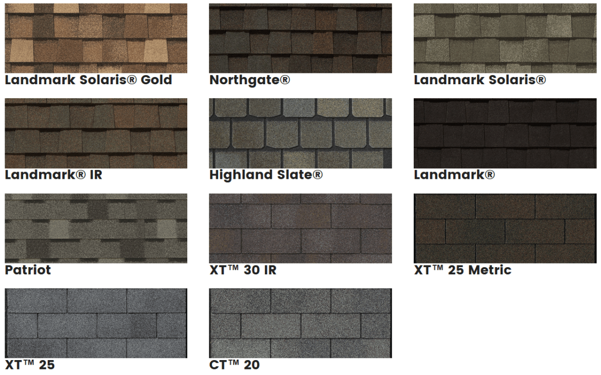 Best Gaf Vs Certainteed Roofing Shingles Cost Roi 640 x 480