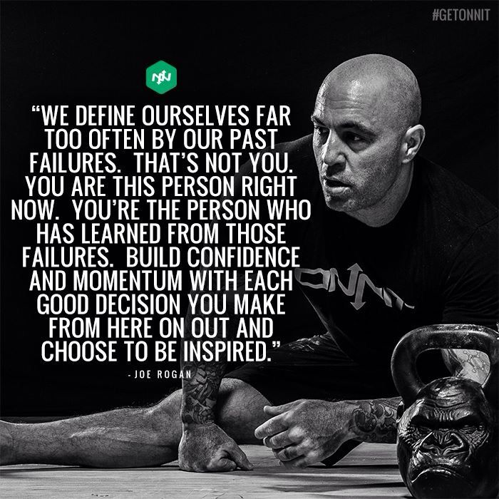 Martial Arts Inspiration And Quotes For Motivation Joe Rogan Quote Thinking Quotes Joe Rogan Quotes Inspirational Quotes