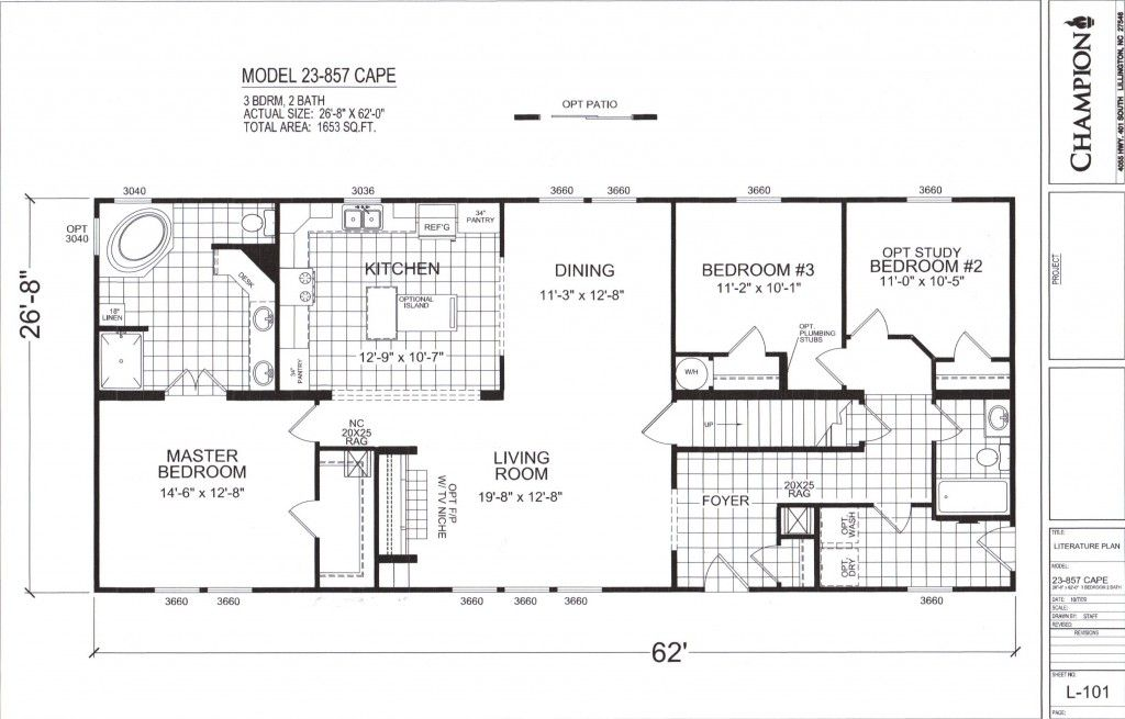 Bedroom: How Much Does A Bedroom Mobile Home Cost House Plan Plans ...