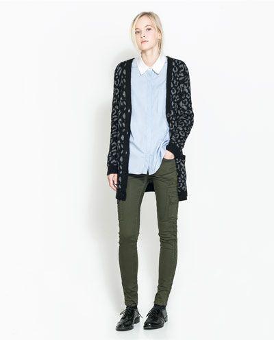 H&M Cargo Pants, Women's Fashion, Clothes, Pants, Jeans