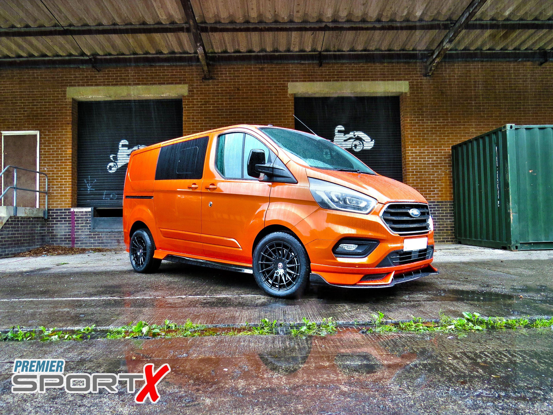 New Van Leasing Deals In Bridgend Ford Transit Transit Custom Commercial Vehicle