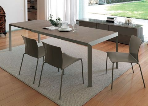 Tango Extending Dining Table from Go Modern. This family friendly ...