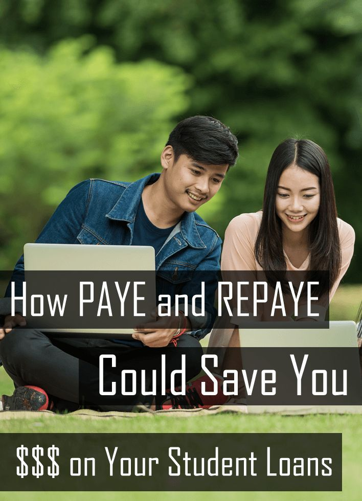 What Student Loans Are Paye And Repaye Eligible With Images
