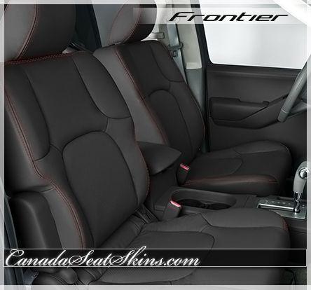 2022 Nissan Pathfinder Key, 2005 2016 Nissan Frontier Custom Black With Red Stitch Detail Leather Interior Canadaseatskins Com Leatherseats Nissan Pathfinder Nissan Xterra Nissan 4x4