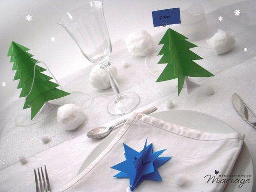 Fabriquer Deco Table Noel | Noël Amoureux | Pinterest