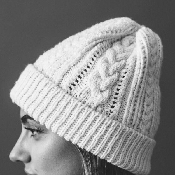 Kingston Hat Digital Pattern | Hats to knit | Pinterest | Tejidos y ...