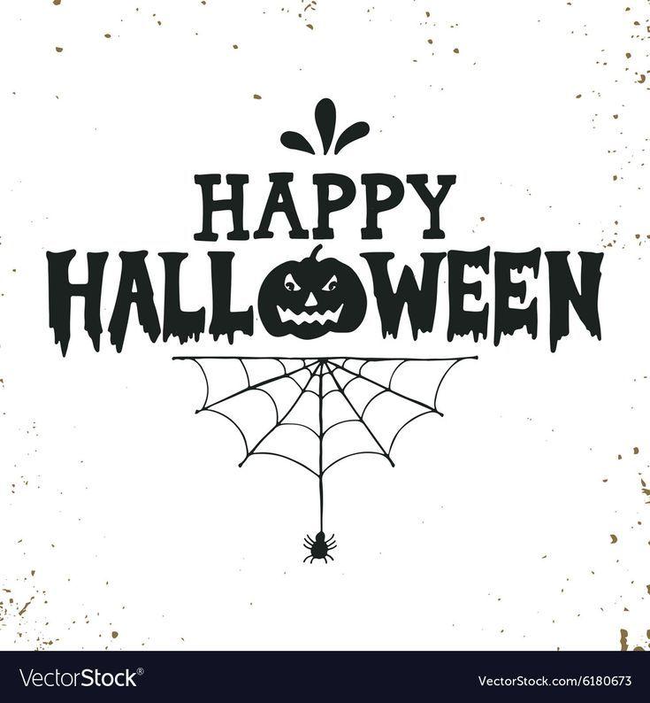 happy halloween schriftzug Halloween #happyhalloweenschriftzug