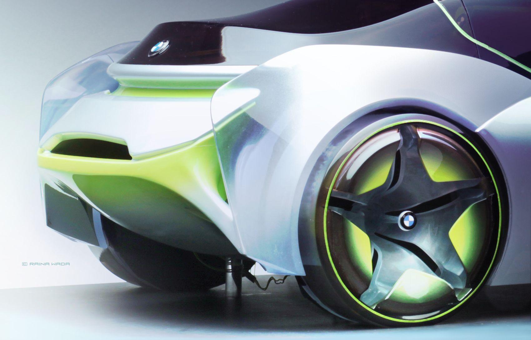 #CarDesign #CarConcept #AutomotiveDesign #BMW RapidMatrix by Raina Wada
