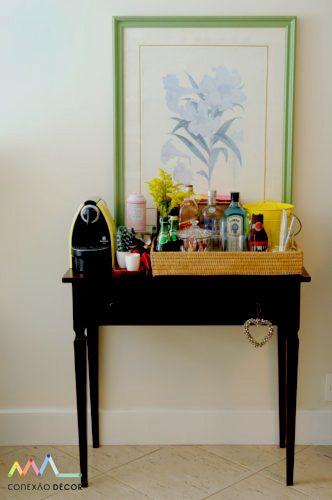 Conexão DécorUma pausa para o café.A máquina pode se juntar ao bar.http://conexaodecor.com/2017/05/pausa-para-o-cafe/
