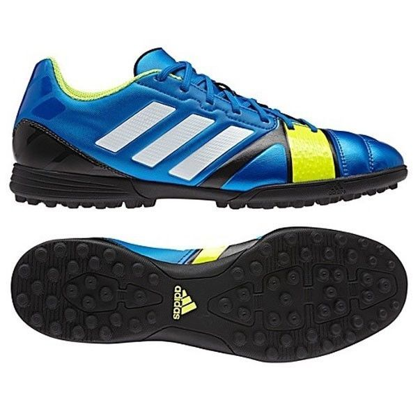 Adidas Boys Nitrocharge 3.0 TRX TF J Turf Q33718 Soccer Football Shoes # Adidas