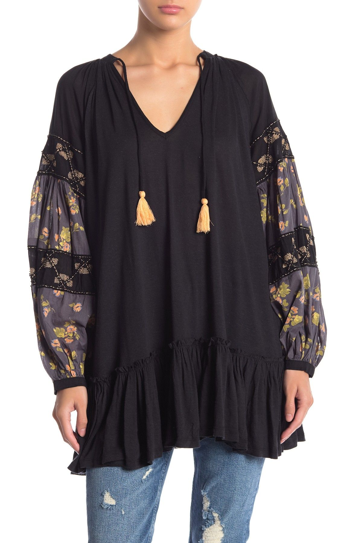 Free People | Mix It Up Tunic #nordstromrack