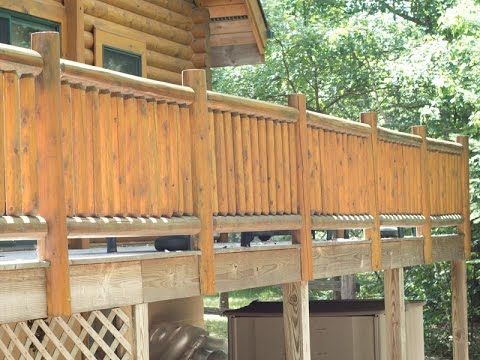 Deck Rail Alternatives Attachment Ideas Railing Design