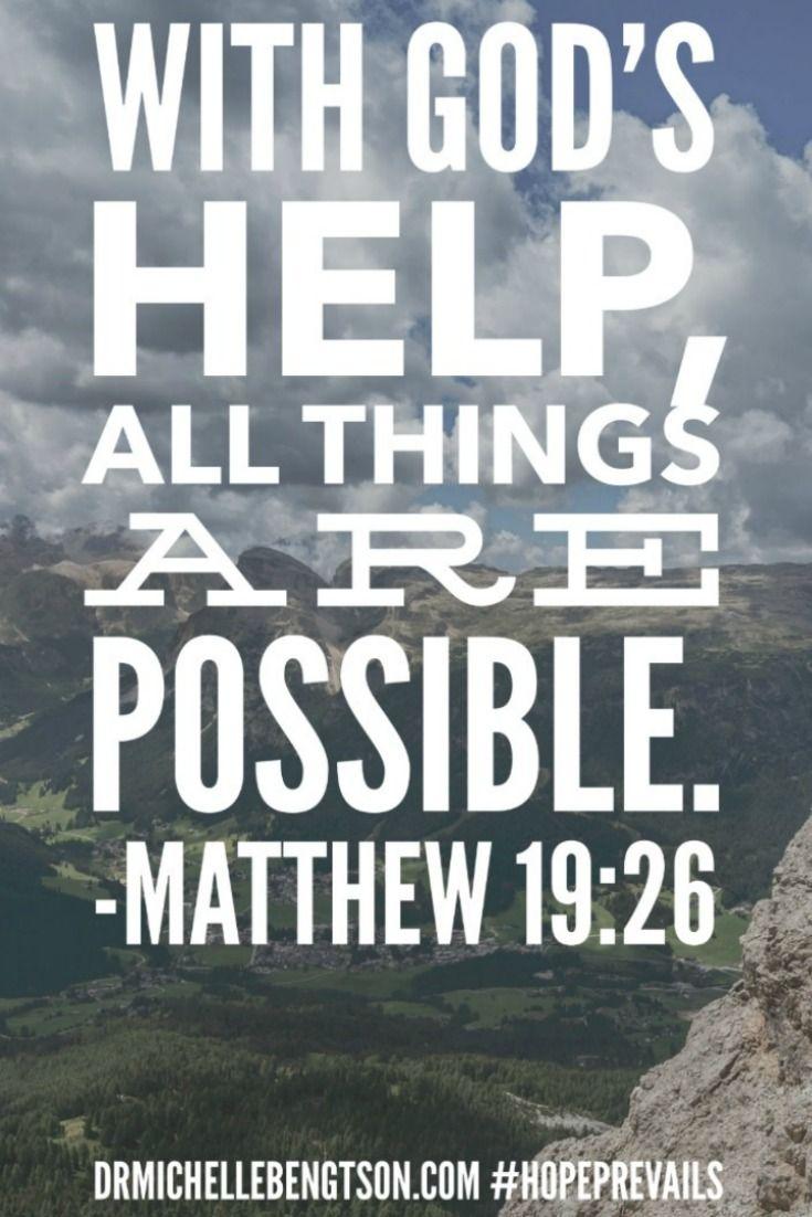 Nice Hope Prevails Book. Motivational ScripturesInspirational Bible QuotesMatthew  ...