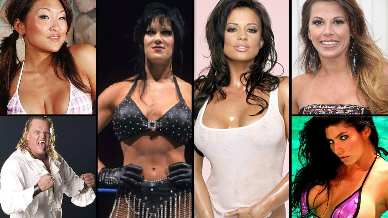 13 Wrestlers Who Did Porn 18 Only Nsfw Sports Celebrities Wwe