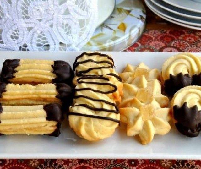 Masas Secas Recetas De Pastas Receta Fácil De Galletas Pastelera