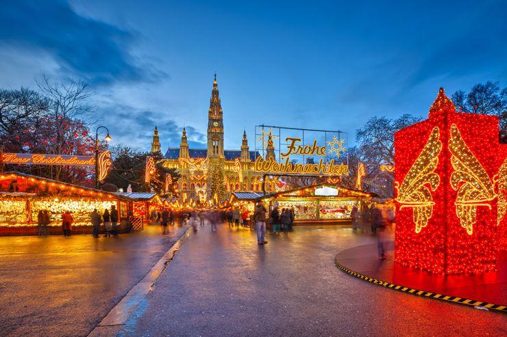 The Christmas Charms Of Vienna