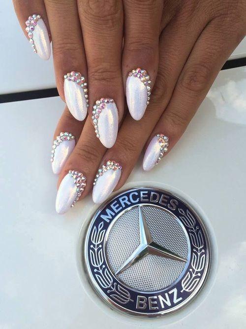Nails Pearl And Sheen Image