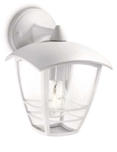 philips luminaire ext rieur lanterne murale descendante. Black Bedroom Furniture Sets. Home Design Ideas