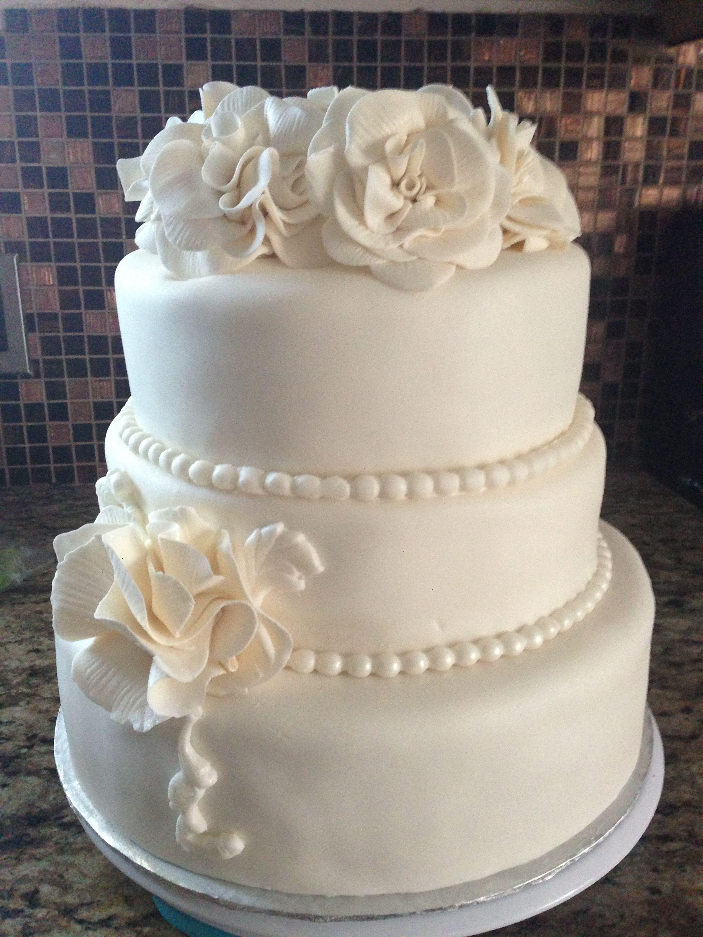 Wedding anniversary cake Cakes 60th anniversary cakes