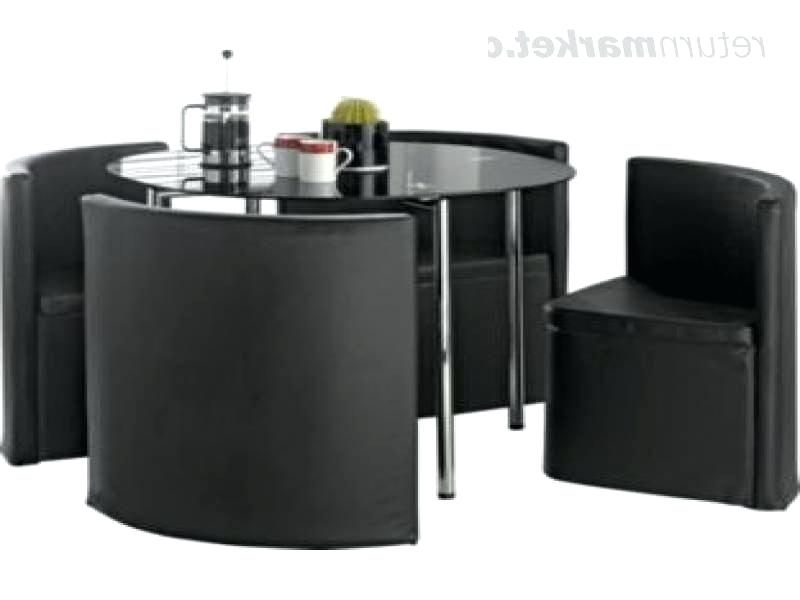 Terrific Space Saving Dining Tables And Chairs Modern Home - Restaurant table and chair sets