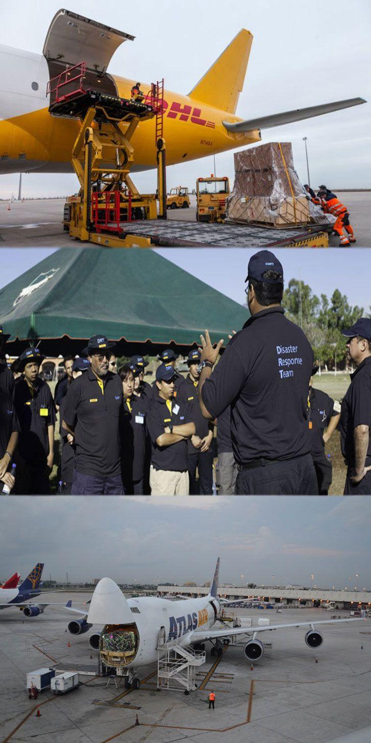 Cargo and Logistics Industry Responds to Ecuador Disaster