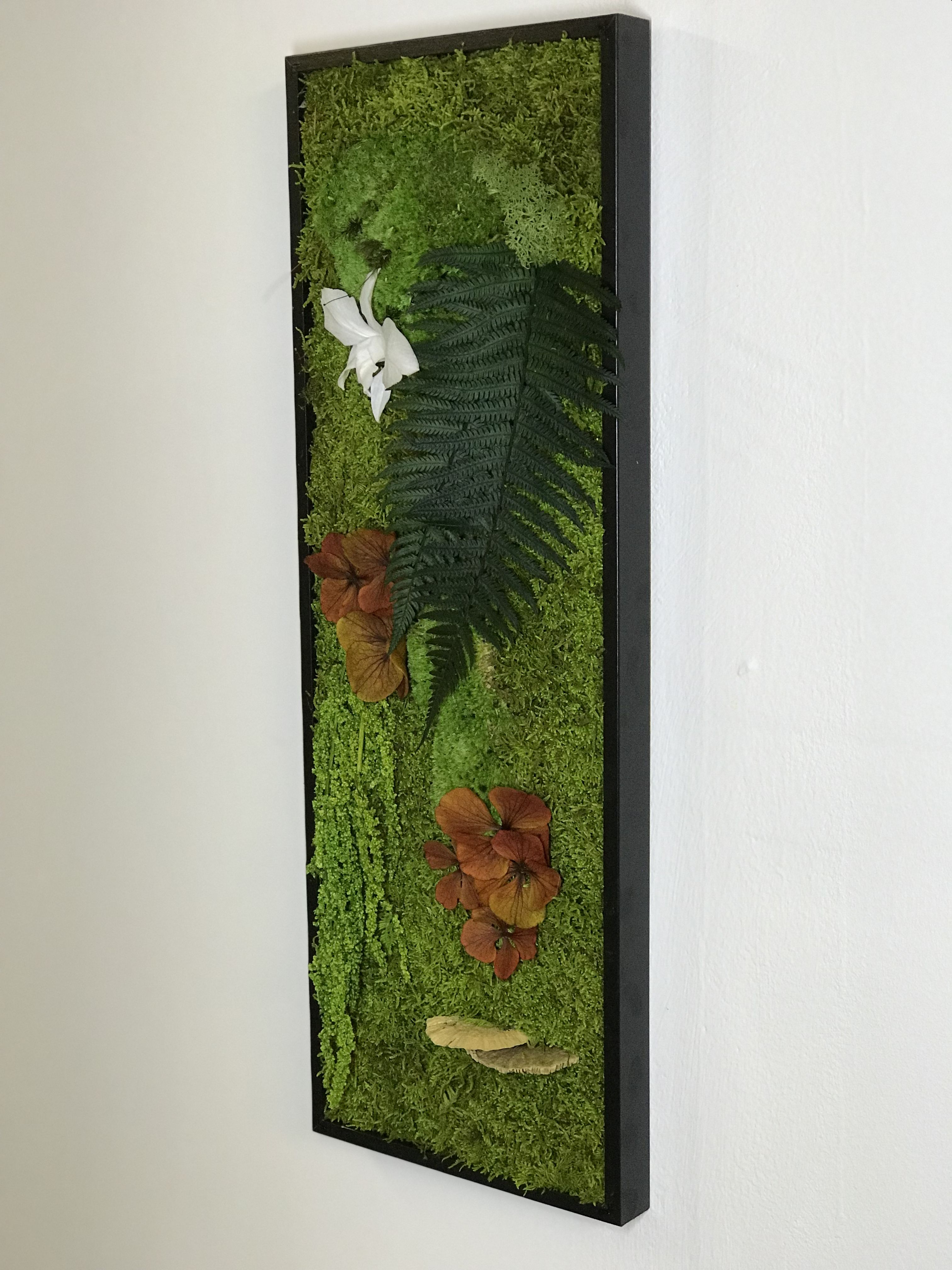 L Ere Vegetale Indoor Vegetal Design La Decoration D Interieur A