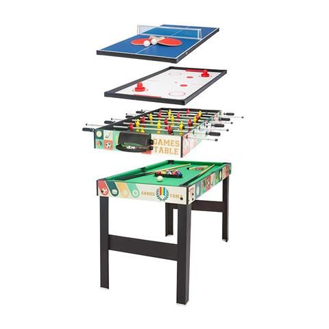 4 In 1 Games Table | Kmart $89