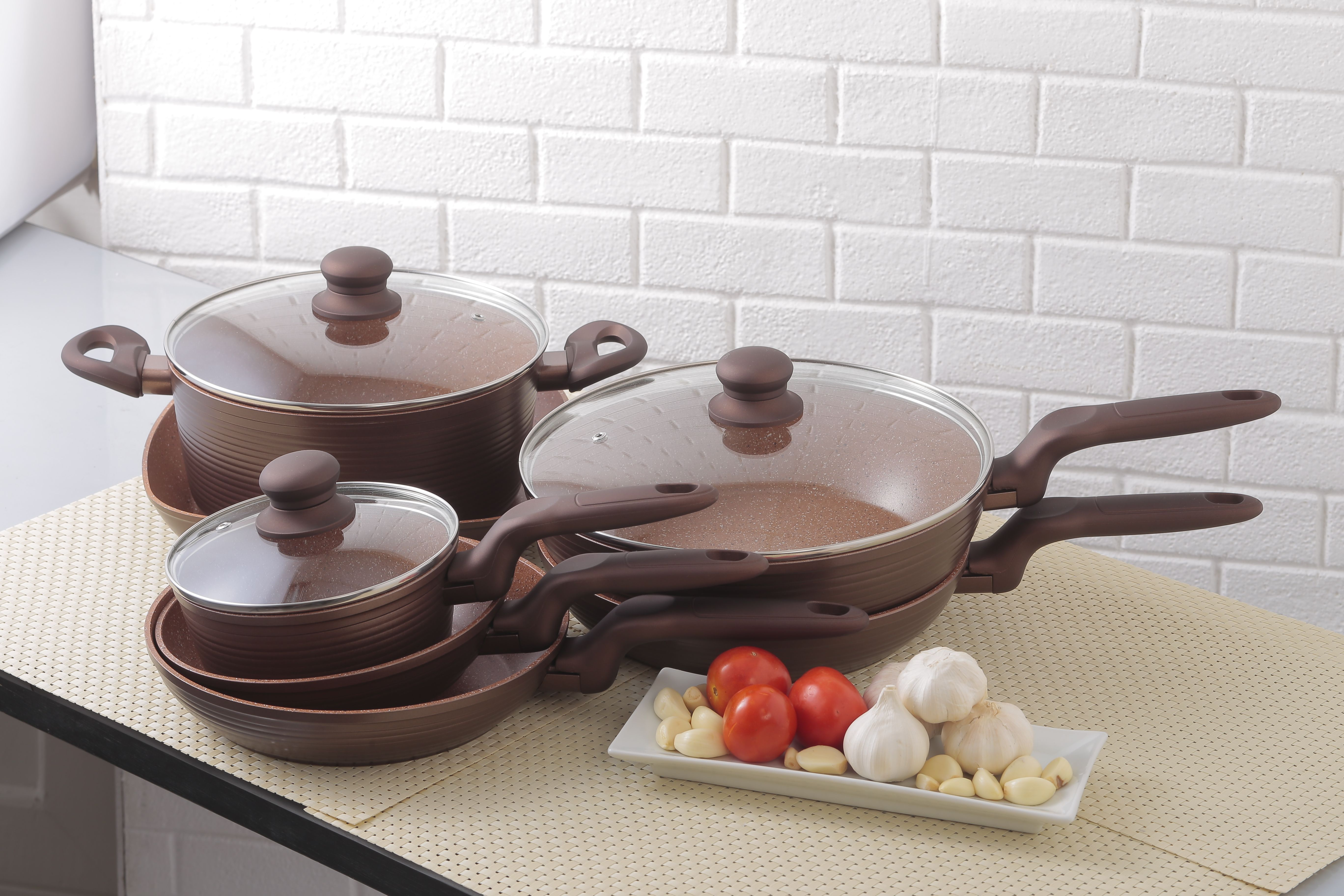 Masflex Cookware Collection (With images)