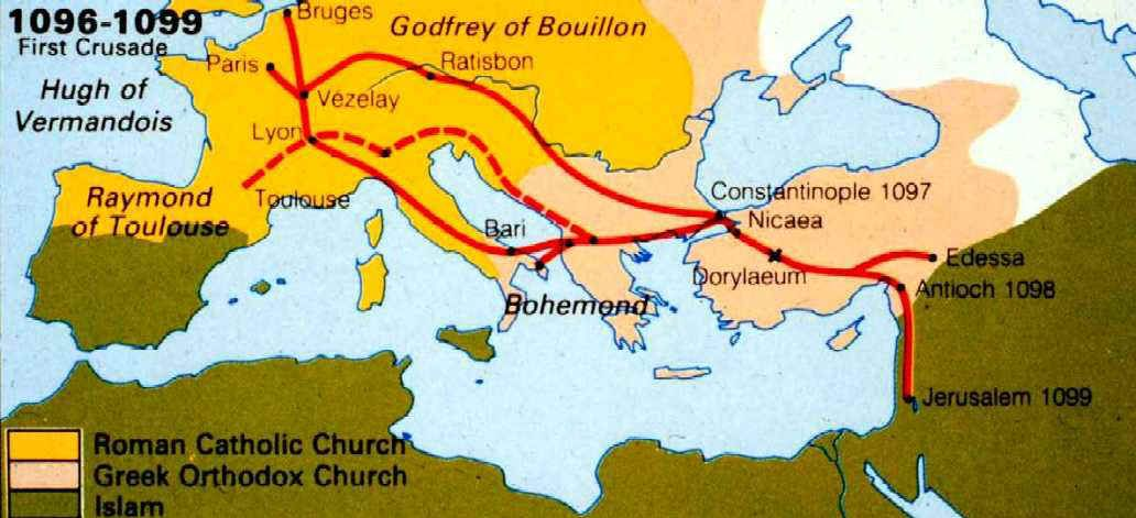 an analysis and an introduction to the history of crusades Introduction the crusades were a series of military expeditions conducted by  european  indeed, it is from this point only that the history of the jews in the  rhineland and  yochanan, meaning god is merciful) a common first name.