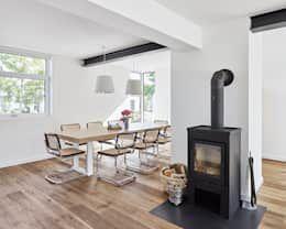 Vom kleinen Siedlungshäuschen zum modernen Wohntraum  | homify – Haus