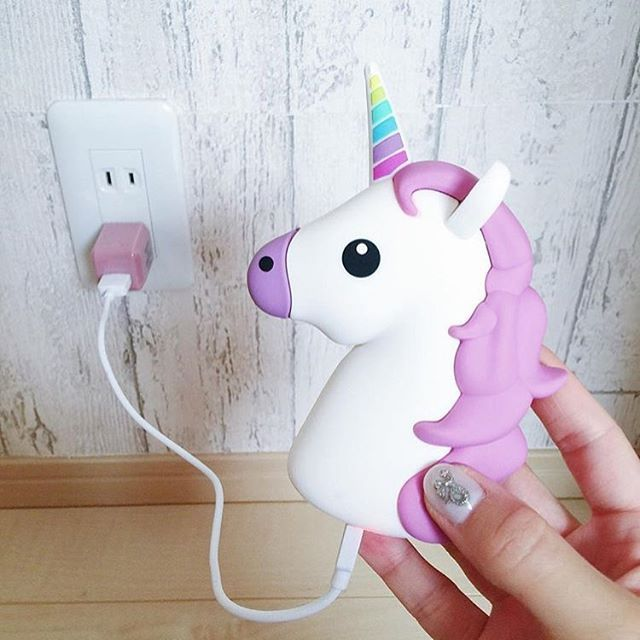 Unicorn Power Bank - online now at www.mincacases.com  81f80f171