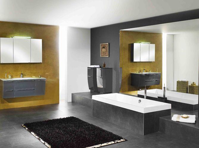 salle de bains schmidt glac | salle de bain | pinterest | schmidt ... - Salle De Bains Schmidt