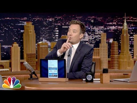 Great Bend woman's picture on the Tonight Show starring Jimmy Fallon | KSN-TV