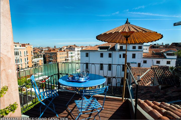 Palazzo Alvera Altana - Luxurious Venetian Grand Canal villa rental | HOMEBASE ABROAD