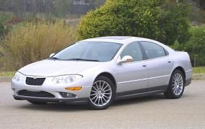 2001 Chrysler 300 Mine Was Navy With Gray Interior With Images