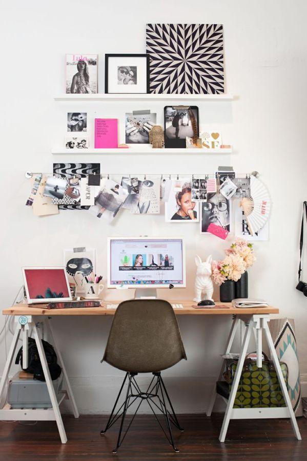 10 ideas para decorar tu oficina room work oficina for Ideas para decorar oficina
