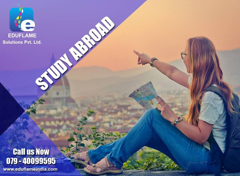 If Studying & getting a good career abroad is your