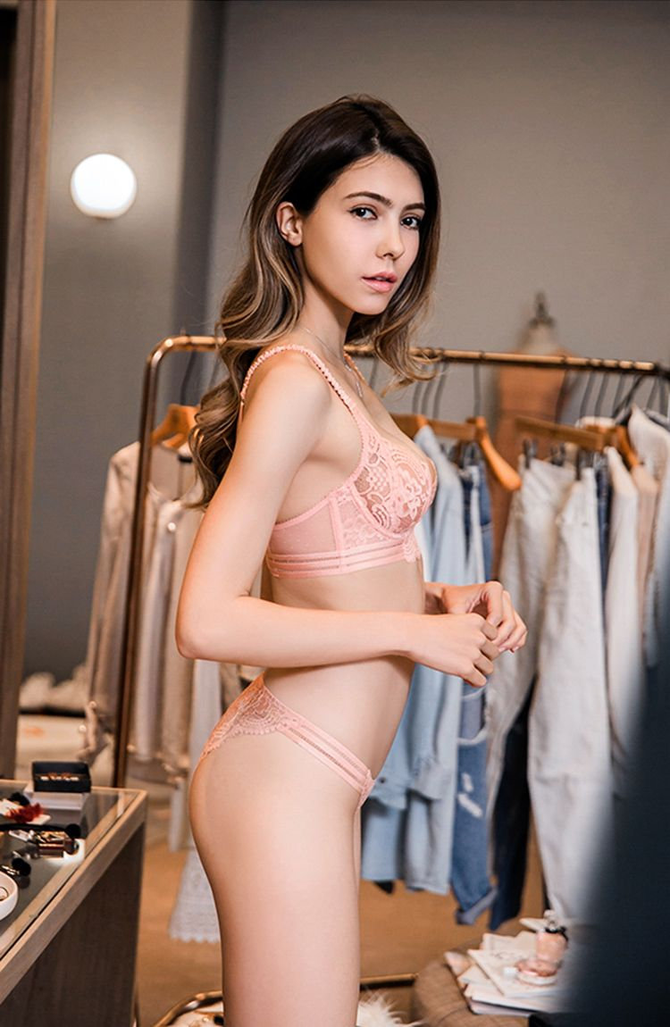 8d86bf669f Be absolutely breathtaking with the Aria Unlined Transparent Bra Set.  Delectably ornate